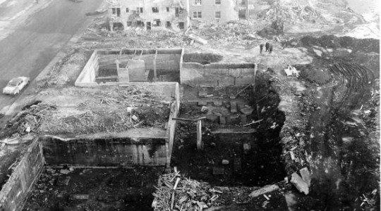 1er mars 1965 : Une explosion au gaz naturel tue 28 personnes